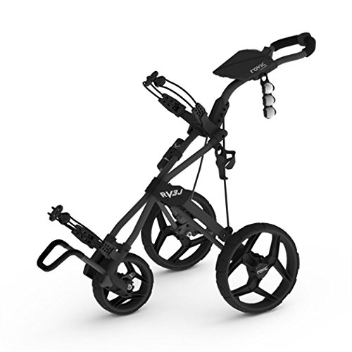 Junior Golf Pull Cart - 2