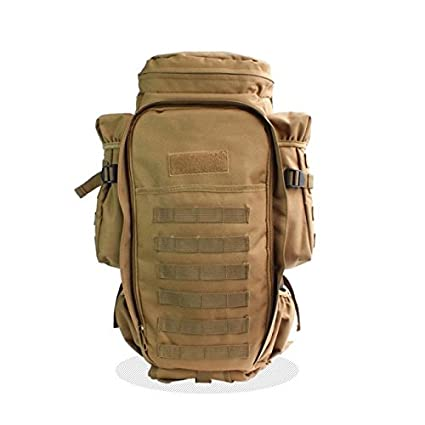 197c8815c05e Abusun 70L Military Army Tactical Backpack Molle Hiking Shoulder Bag  Hunting Camping Backpack Rifle Backpack Bag