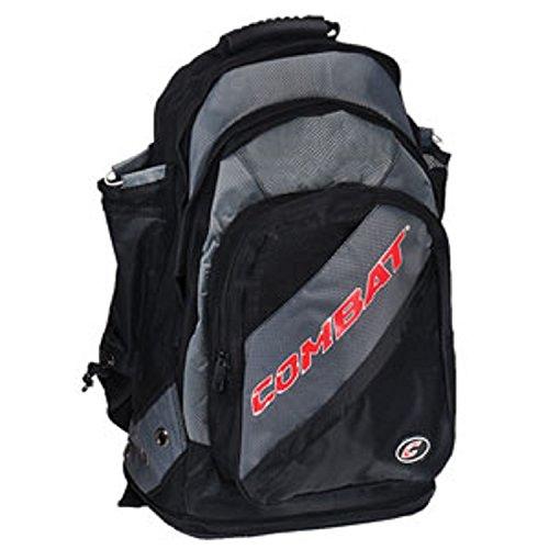 Combat Derby Life Backpack Black/Red
