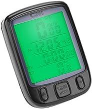 Bike Computer, Multifunction Waterproof Bicycle Speedometer Cycling Odometer with Large LCD Display