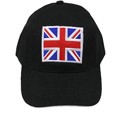 Silver Fever Classic Baseball Hat 100% Adjustable Unisex Trucker Cap - Made to Last (British (British Themed Halloween Costume)