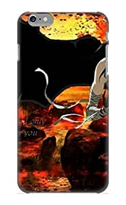 Armandcaron Case Cover Protector Specially Made For Iphone 6 Plus Anime Blood