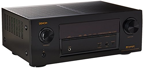 Price comparison product image Denon AVR-X2300W 7.2 Channel Full 4K Ultra HD AV Receiver with Bluetooth