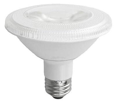 60W Equal 3000K PAR30 LED Light Bulb - Short Neck 40 Deg. Flood - TCP LED10P30SD30KFL