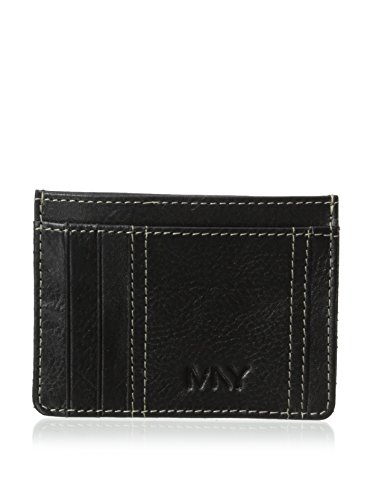 Marc New York by Andrew Marc Sergio Card Carrier Black One Size