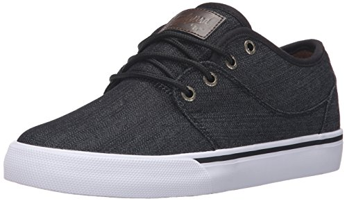 Globe Mens Mahalo Skate Shoe Black Denim