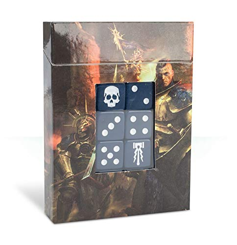 Warhammer Age of Sigmar Stormcast Eternals Dice