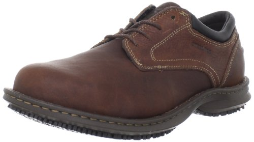 Timberland PRO Men's Gladstone ESD Shoe,Brown,10.5 M - Titan Mens Oxford