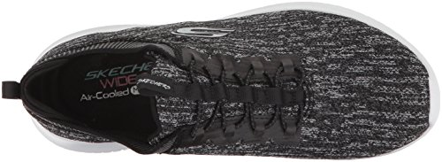 Black Bright Grey Donna Flex Nero Ultra Skechers Allenatori Horizon 6CAqwH