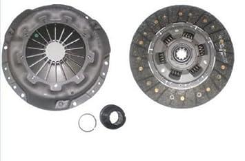 Kit Embrague Valeo 009141 - 2995970 - 1903914 - 2994028 diámetro 267 mm: Amazon.es: Coche y moto