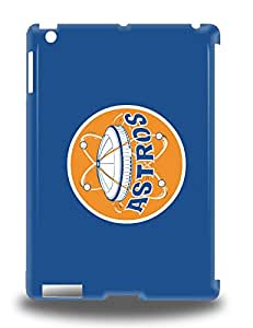 Ipad Design High Quality MLB Houston Astros Logo Cover 3D PC Case With Excellent Style For Ipad Air ( Custom Picture iPhone 6, iPhone 6 PLUS, iPhone 5, iPhone 5S, iPhone 5C, iPhone 4, iPhone 4S,Galaxy S6,Galaxy S5,Galaxy S4,Galaxy S3,Note 3,iPad Mini-Mini 2,iPad Air )