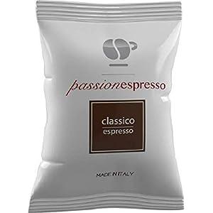 Caffè Lollo 100 Capsule Lollo Passione Espresso Miscela Classica Compatibili con Macchine Nespresso - CAFFE' DIEM