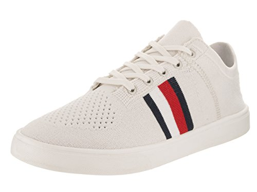 Tommy Hilfiger Men's Archer Shoe, Taupe, 7.5 Medium US