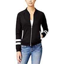 Almost Famous Juniors' Colorblocked Bomber Jacket