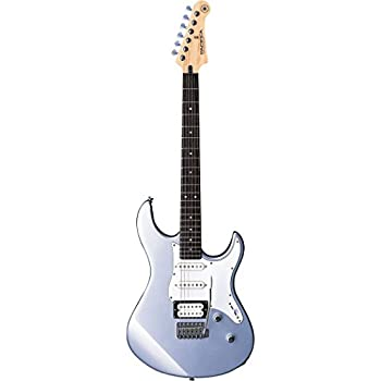 yamaha pacifica series pac112v electric guitar silver musical instruments. Black Bedroom Furniture Sets. Home Design Ideas
