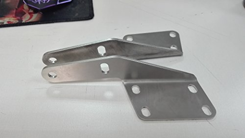 SARD Style Rear Spoiler Extended Brackets Hardware For GT86 FT86 BRZ Version 2 Rear Spoiler Hardware