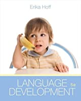 Language Development, 5th Edition Front Cover