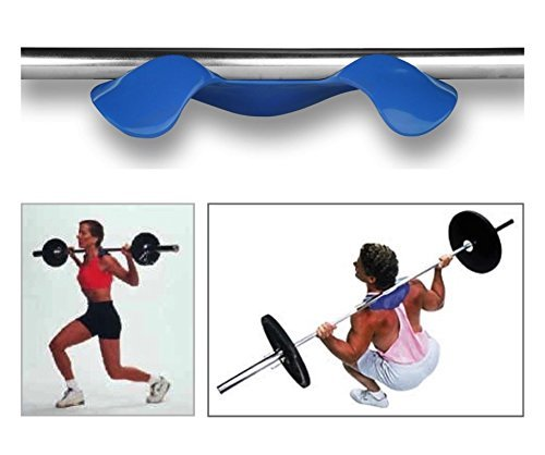 Manta Ray By Advanced Fitness  Squat Load Distribution Device