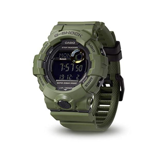 Casio Reloj Digital para Hombre con Correa en Resina 6