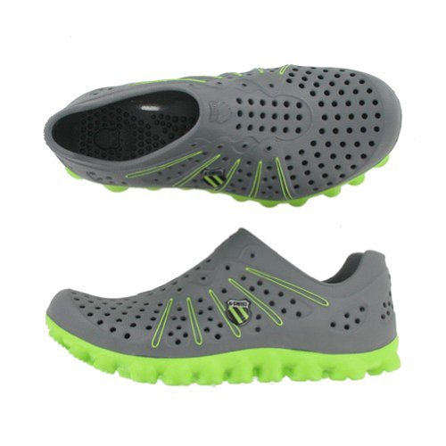 6341cb45599d K-Swiss Vertical Tubes Recover Running Shoe - Charcoal Bright ...
