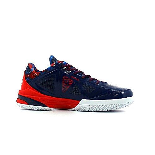 III Rouge Bleu Chaussures Blue Base TP PEAK RqEEWwfZT