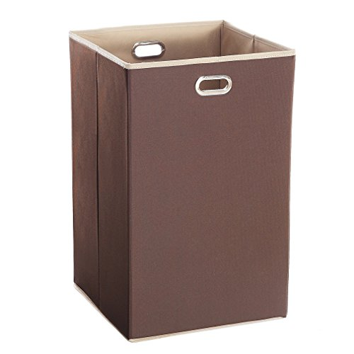 STORAGE MANIAC Foldable Handy Laundry Hamper, Collapsible Co