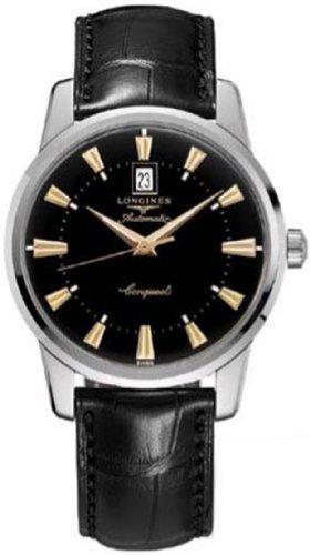 Los relojes Longines Conquest de patrimonio de la humanidad de los hombres de la colección de