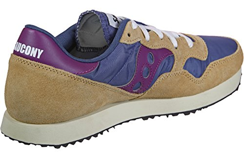 Saucony Cross 19 Homme Chaussures Blanc Dxn white De Trainer Purple Vintage Sx1rS