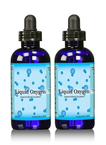 Liquid Oxygen Supplement-Stabilized Oxygen Drops