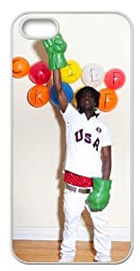 Accurate Store American rapper Chief Keef Iphone 5,5S TPU Case Cover
