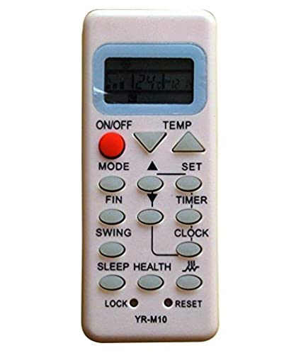 Buy Adelpi Pro Remote Control Compatible with Haier ACS 1