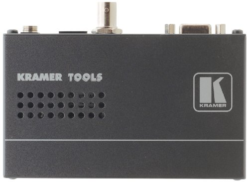 Kramer Electronics Computer Graphics Video Scan Converter