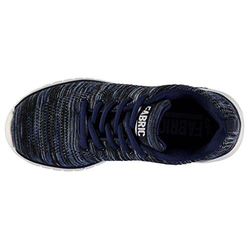 calzature scarpe Flyer Tessuto da navy runner sneakers donna Dark sportive 04xwZ6xzq