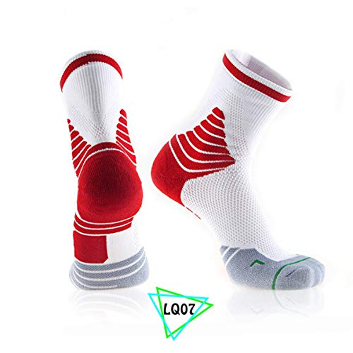 Fanboy Basketball Socks Men in The Tube Elite Socks Breathable Sweat Deodorant Anti-Friction mesh Sports Socks -