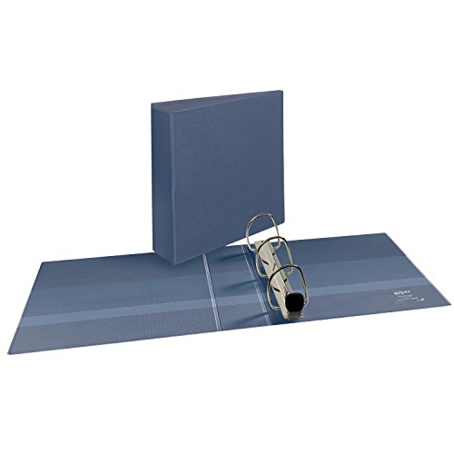 Avery Heavy-Duty View Binder With 3-Inch One Touch EZD
