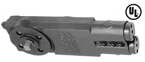 CRL Jackson ANSI Grade 1 Medium Duty 105º Hold-Open Overhead Concealed Door Closer Body With Backcheck - Overhead Concealed Closer Body