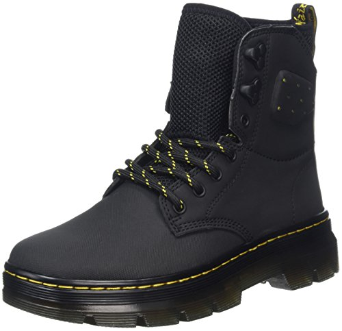 Black Ajax Black Martens Black Quinton Nubuck Unisex Adults' Dr Boots Synthetic IRvxwPXIdq
