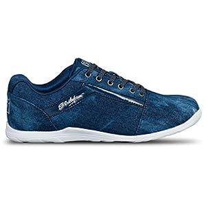 KR Strikeforce Womens Nova Lite Bowling Shoes- Denim Sparkle