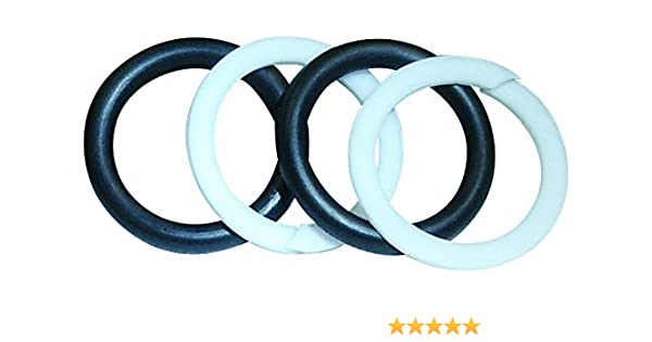 1//2 Size Coxreels 434-1-SEALKIT Viton Replacement Swivel O-Ring Seal Kit