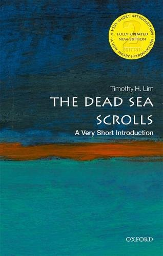 Book cover from The Dead Sea Scrolls: A Very Short Introduction (Very Short Introductions) by Timothy Lim