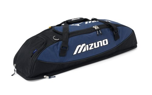 Premier Mizuno Adult Player (Mizuno Premier Bat Bag G2 (Navy/Black))