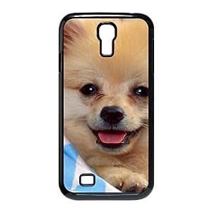 Best Case for SamSung Galaxy S4 I9500 - Lively dog ( WKK-R-82763 )