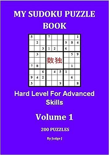 Online lese bøker gratis ingen nedlasting My Sudoku Puzzle