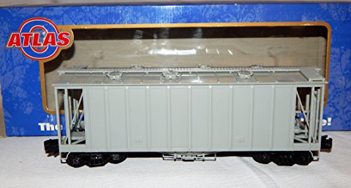 Atlas O 6350 Scale GATX Airslide Hopper Undecorated New in box 3 rail O gauge