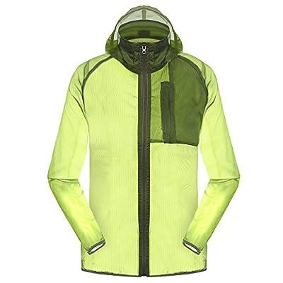 Women's Outdoor Anti UVA UPF 30+ Quick-dry Thin Windbreaker Jackets