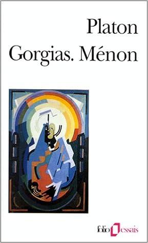 GORGIAS DE PLATON TÉLÉCHARGER
