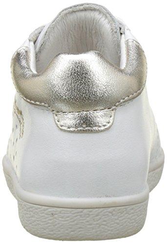 babybotte Mädchen Aizya Hohe Sneaker Or (or/blanc)
