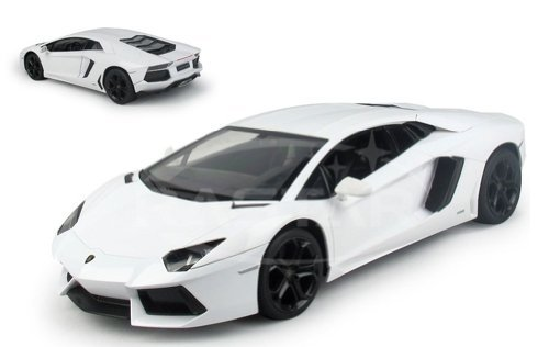 Rastar RC Remote Control Radio Control Car Model for Lamborghini Aventador LP700 White, makes it an Excellent gift for children