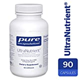 Pure Encapsulations – UltraNutrient – Hypoallergenic Multivitamin/Mineral Complex with Advanced Antioxidants – 90 Capsules For Sale