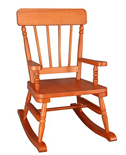 Maple Rocker (Levels Of Discovery Simply Classic Maple Finish)